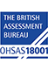 British Assessment Bureau - ISO 18001
