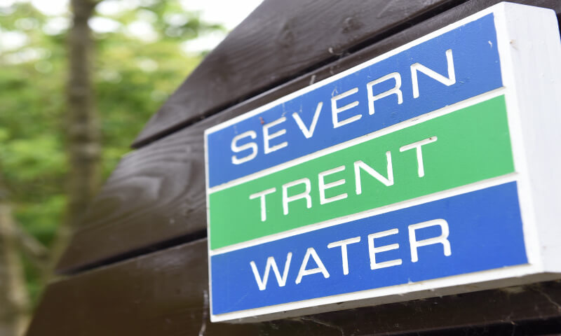 New Client Severn Trent Water Woodhams Group