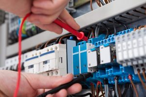 commercial electric fuse box maintenance