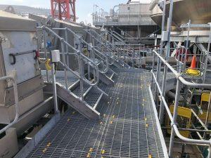 Steel Platforms & Mezzanine Floors