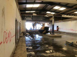 Demolition Contractor Hampshire