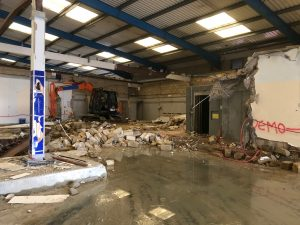 Demolition Contractor Surrey